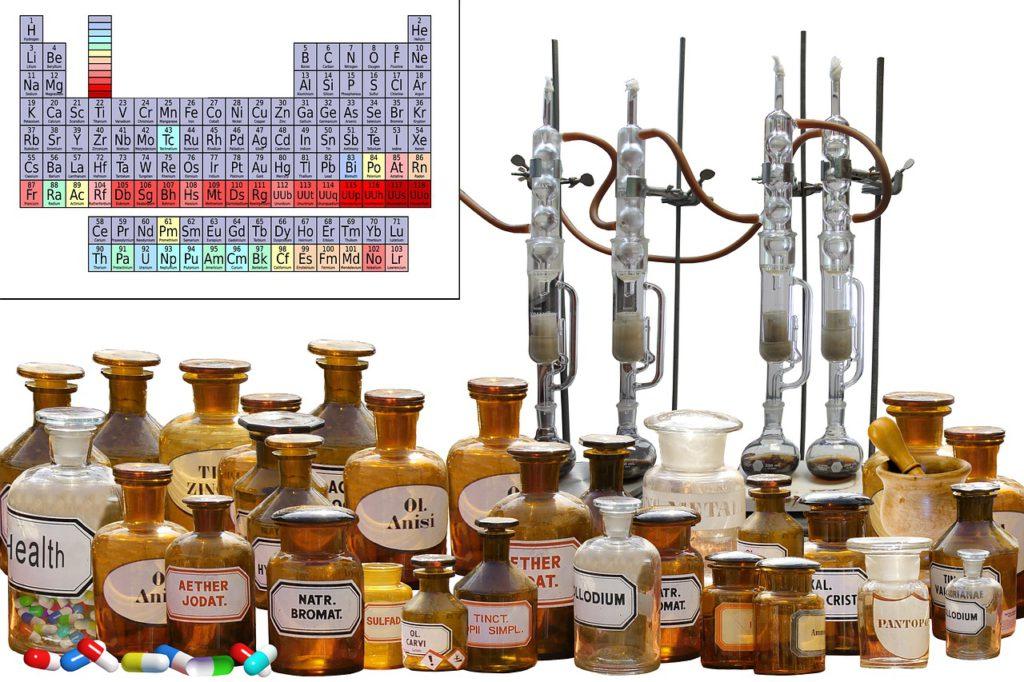 medical, chemistry, laboratory