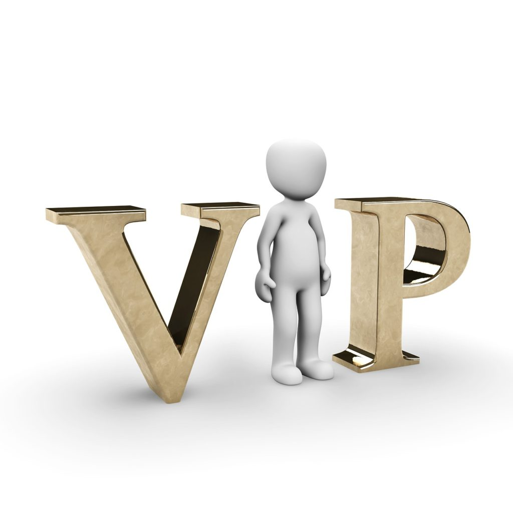 vip, important, famous