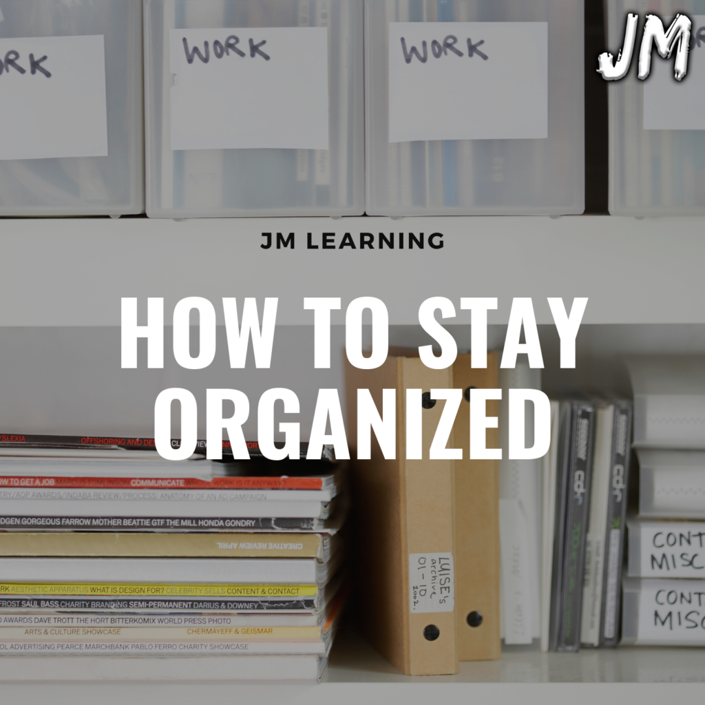 How to Stay Organized article 1 1024x1024 - JM Scoop