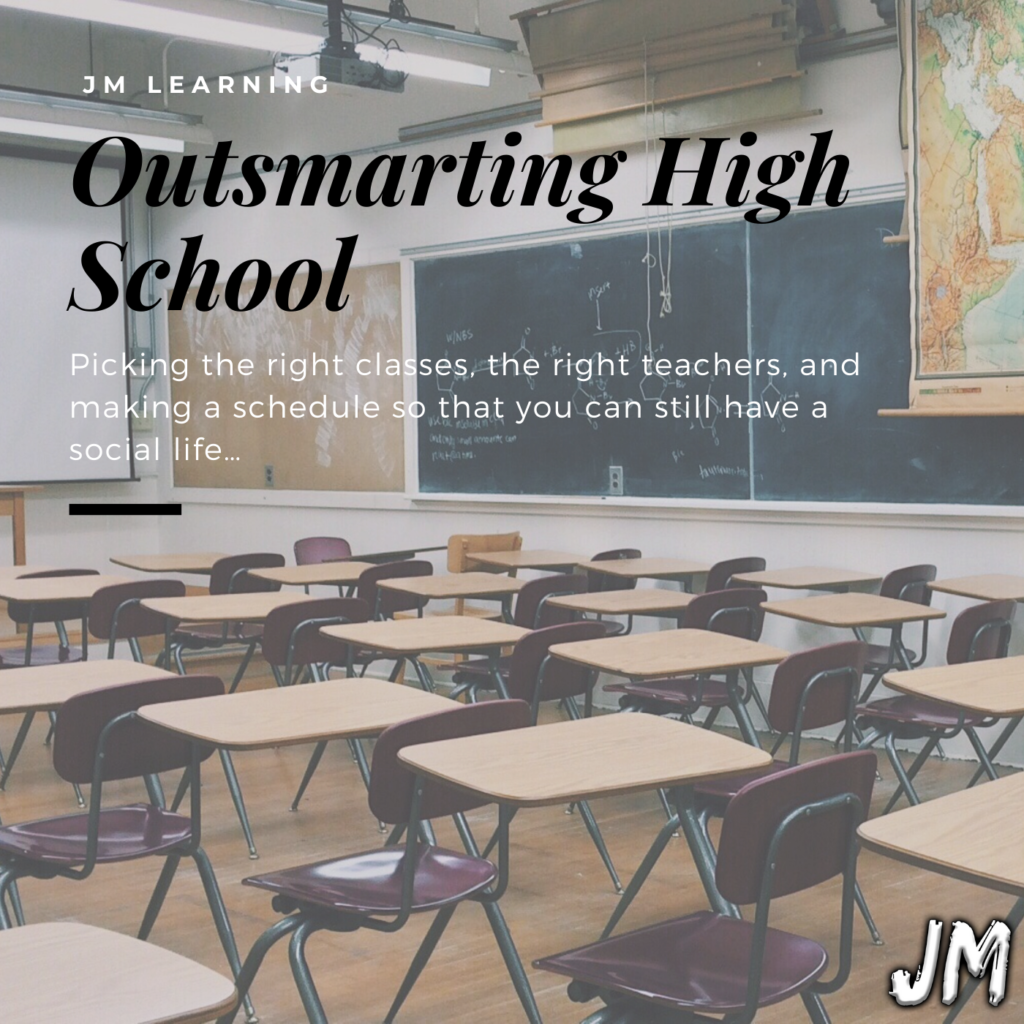 Outsmarting High School article 1024x1024 - Outsmarting High School